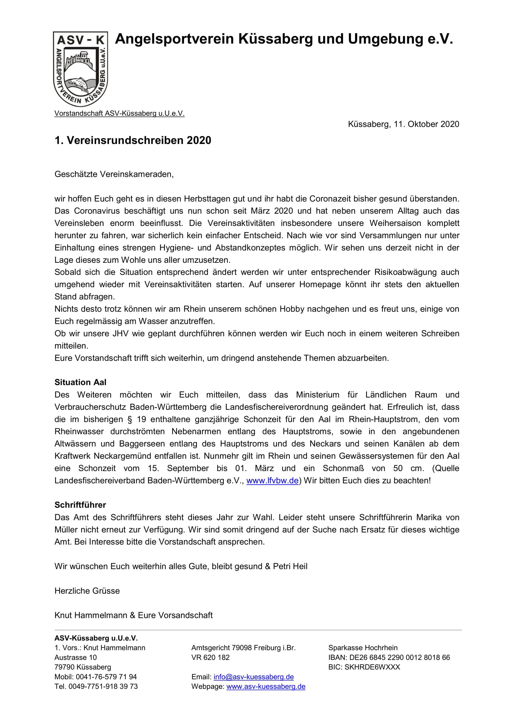 201011_Rundschreiben_1-2020_ASV-Kuessaberg-1